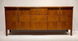 John Widdicombe Walnut Dresser