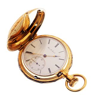 Charles Jacob French Pocket watch