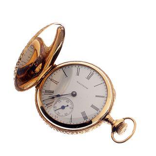 Waltham 14k Gold Pocket watch