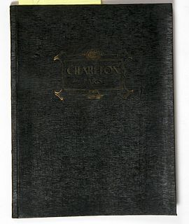 Charlton and Company Spring Fashion Catalog