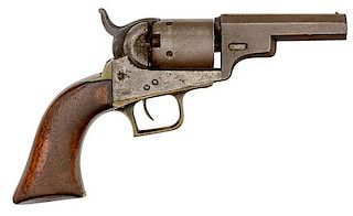 Remington Model 1858 Army Percussion Revolver by Cowan's Auctions