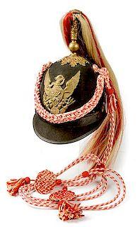 Model 1881 Indian Scout's Dress Helmet
