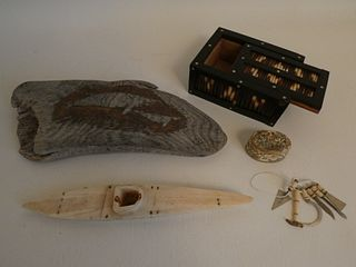 LOT INUIT & OTHER ITEMS