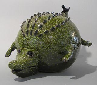 PAULA SWAYNE, What A Croc