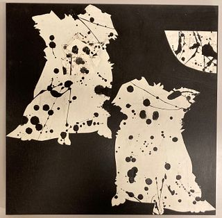 JUDITH FOOSANER, Two Dogs, One Bowl