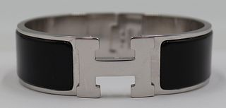 JEWELRY. Hermes Clic Clac Bracelet.