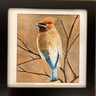 KAREN DUNN, Beautiful Brown Bird