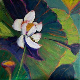 JILL ESTROFF, Lotus Blossom