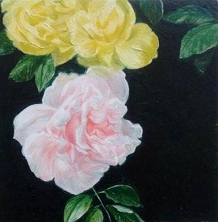 DAVY FIVEASH, Flowers in the Dark #4
