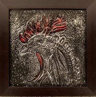 SUE ANNE FOSTER, Rooster-Tooster