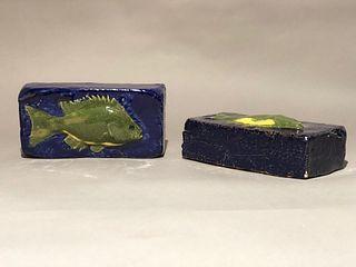 RAY GONZALES, Fish Bricks 2