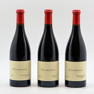 Occidental (Kistler), 3 bottles