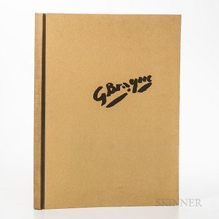 Braque, Georges (1882-1963) Phoebus Collotypes, Ten Works