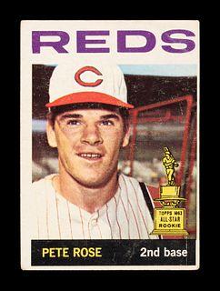 A 1964 Topps Pete Rose Baseball Card No. 125