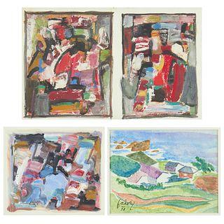 Grp: 3 Justin Faivre Paintings