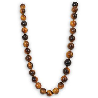 (2 Pc) Chinese Beaded Necklaces