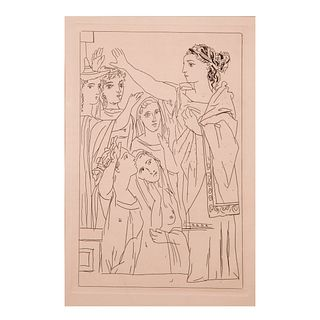 Pablo Picasso, Serment des Femmes