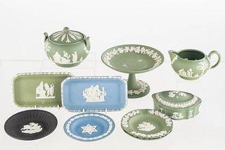Wedgwood Jasperware China Grouping