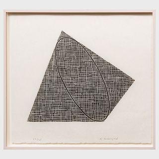 Robert Mangold (b. 1937): Untitled