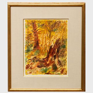 George Grosz (1893-1959): Untitled