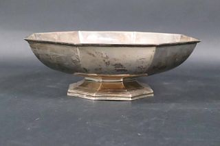 English Sterling Bowl Retailed by Tiffany