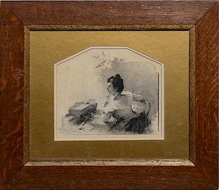 HENRI ÉMILIEN ROUSSEAU (1875-1933): THE LOVE LETTER