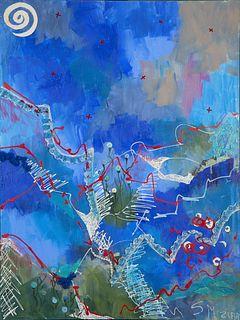 Silvina Mizrahi, Starry Night