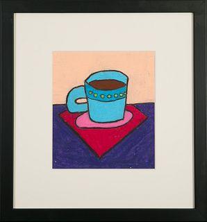 Sam Tomasiello, A Blue Mug