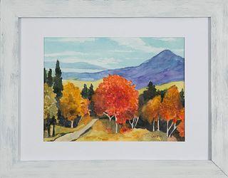 Christina Giza, Purple Mountains