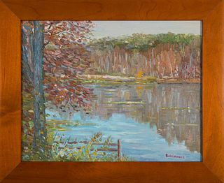 Robert Graves, Edge of the Pond