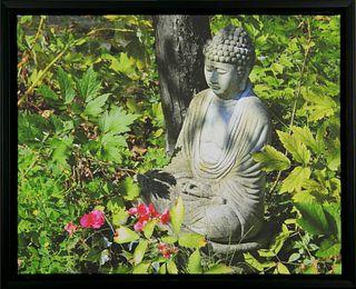 Simon Gregory, Meditating Buddha