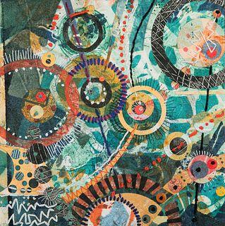 Lisa Barthelson, AII 16, Art in Isolation, Family Debris
