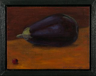 Kat O'Connor, Cranberry and Eggplant