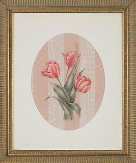 Bonnie Frederico, Coral Tulips