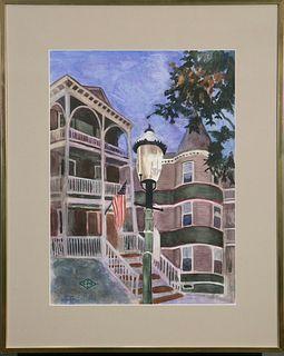 Christina O'Neill, 40 Elm Street 9/1/1906 to 6/10/1908