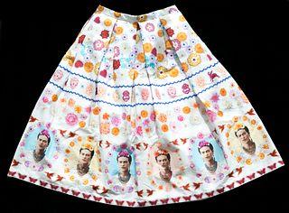 Arianna Peluffo, Frida Inspired Skirt