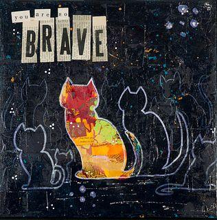 Katie Crommett, Brave Kitty