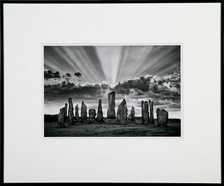 Ron Rosenstock, Standing Stones of Callanish, Scotland