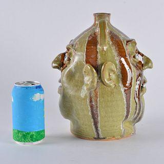 Marvin Bailey double face jug