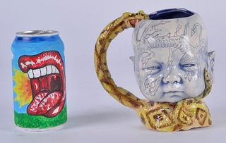 Stacy Lambert Baby Face Mug