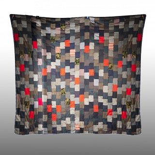 African American Quilt (with provenance)