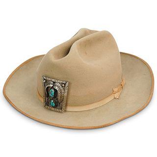 John B. Stetson Navajo Hat