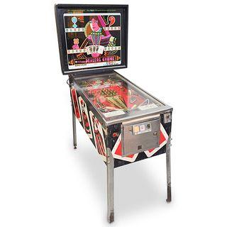 "Williams ""Dealer's Choice"" Pinball Machine"