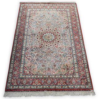 Antique Persian Silk Rug