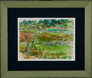 Adele Travisano, Orleans Salt Marsh