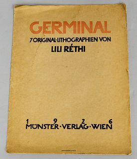 "Lili Rethi, ""Germinal"""