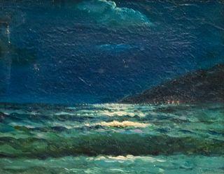 Frank Ferruzza, Ocean Nocturne