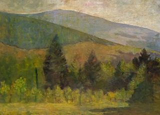 Henry Michael O'Connor, Mt. Monadnock, Vermont