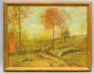 Bruce (Robert Bruce) Crane, Autumn in Connecticut