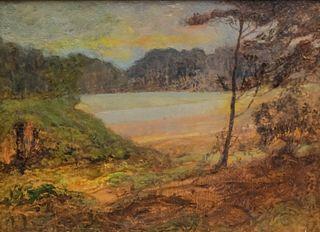 Turneresque Landscape